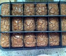 3 zutaten brownies