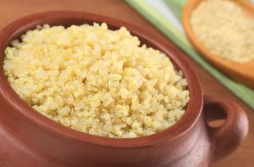 amaranth als beilage grundrezept