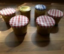 ananas apfel konfitüre ohne zucker