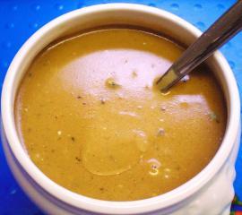 ananas rahm sauce