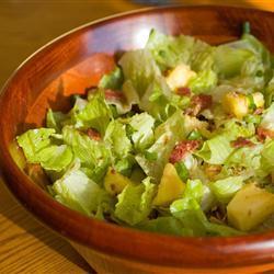 ananas salat