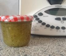 apfel kiwi marmelade
