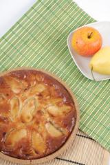 apfel birnenkuchen