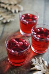 apfel cranberry punsch