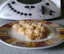 apfel crumble