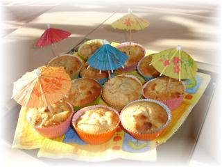 apfel haselnuss marzipan muffins