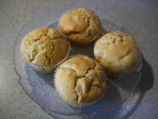 apfel haselnuss muffins