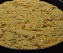 apfel karamell mandel kuchen