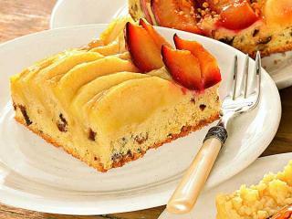 apfel pflaumenkuchen