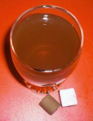 apfel tee punsch mit honigaroma