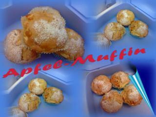 apfel zimt muffins mit vollkornmehl