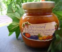 aprikosen nektarinenmarmelade mit grand marnier
