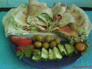 arabische sandwiches