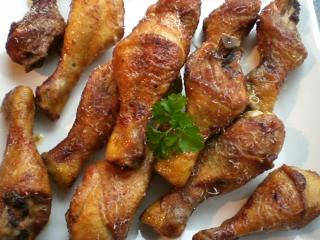 asiatische chicken wings