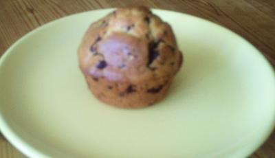 banane vanille muffins