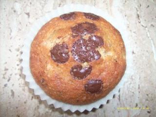 bananen nuss schoko muffins