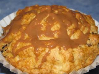 bananen rosinen kokos haselnussjoghurtmuffins
