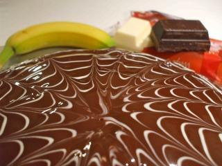 bananenkuchen mit marzipan
