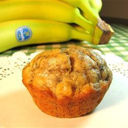 bananenmuffins laktosefrei