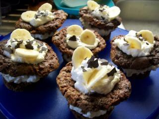 bananensplit muffins