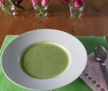 bärlauch suppe