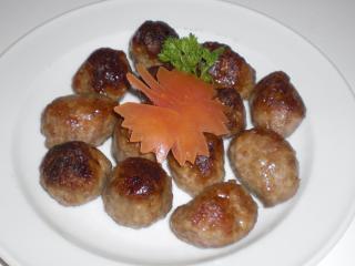 bayerische fleischpflanzerl