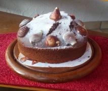 belgischer pralinen kuchen