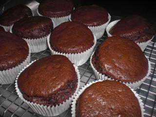beschwipste muffins