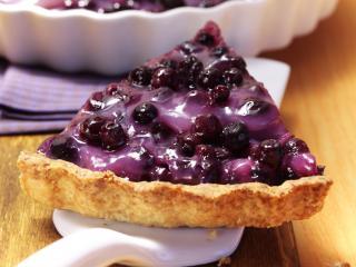 blaubeer tarte