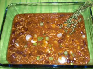 bohnen hackfleisch suppe