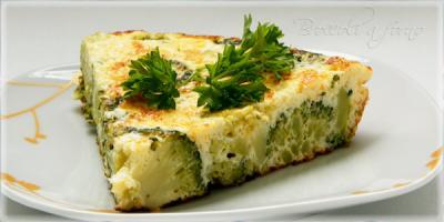 broccoli a forno