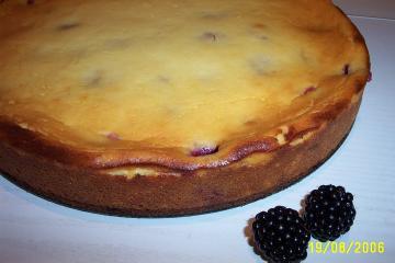 brombeer quark kuchen