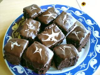 brownies schnell zu backen
