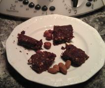 brownies vegan ohne zu backen