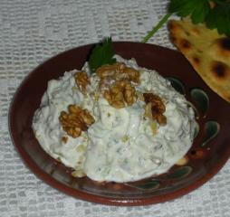 bulgarischer salat sneschanka