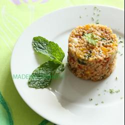 bulgur salat