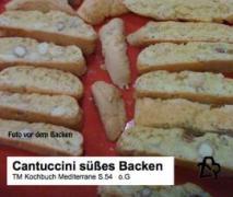 cantuccini süßes backen