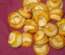 cashew bethmännchen weihnachtsplätzchen