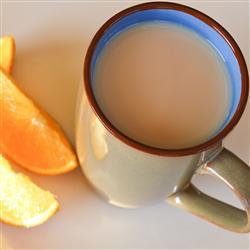 chai mit milch