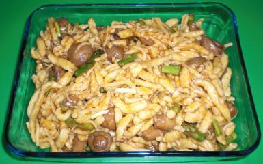 champignon spätzle
