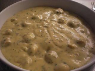champignons in kräutersauce schnelle variante