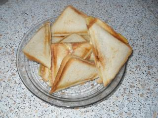 champignons sandwiches