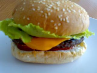 cheeseburger schnell und einfach