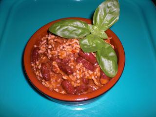 chili con carne auf die schnelle