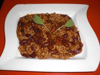 chili con carne mittelscharf