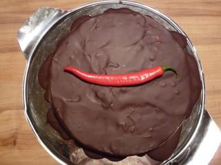 chili schokotorte