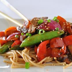 chinesische sauce für pfannengerichte