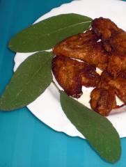 chipotle hühnerflügel