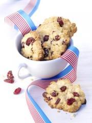 cranberry cookies aus den usa