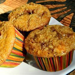 cranberry kürbis muffins mit weißer schokolade